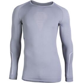 UYN Visyon UW LS Shirt Men wild grey/nude/avio